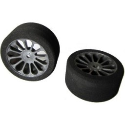 Capricorn 1/10 Hard Light 42 Shore Rear Tyre 30mm