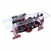 Cap-833B 1/8 Alluminium Car Set-Up Jig with Ball Bearings