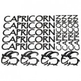 Cap-Decals Chrome Capricorn Bodyshell Decals