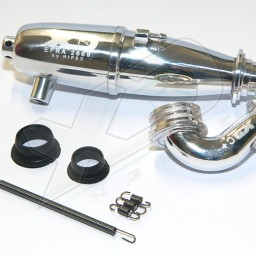 XRD 2654 EFRA 2.1cc Pipe Set