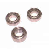 Cap-479Alu Capricorn C803 Clutch Bell Ball Bearing Kit