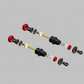 Cap-18508K Front Shock Kit C801/802/803 Evo